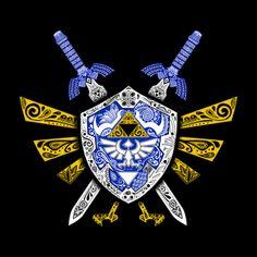 Heroes Legend - Zelda