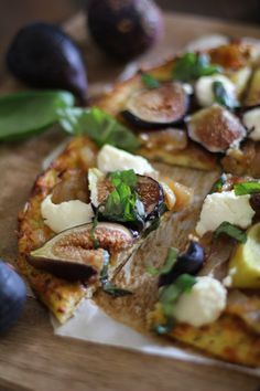Experiment with tasty toppings for your pizza.