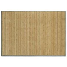 Tapis en Bambou Naturel - 200x300 cm Nature - Tapis Naturel Cuisine, Salle de bain, Chambre Bamboo Cutting Board, Home, Natural Carpet, Bath, Bedroom, Kitchens, Ad Home, Homes, Haus