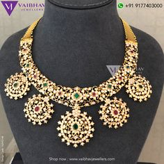 Indian Jewellery Designs - Latest Indian Jewellery Designs 2020 ~ 22 Carat Gold Jewellery one gram gold Jewelry Design Earrings, Gold Jewellery Design, Necklace Designs, Diamond Jewellery, Silver Jewelry, Silver Earrings, Diamond Necklace Set, Diamond Pendant, Bold Necklace