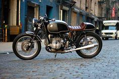 Toen Bill Costello zo'n vier jaar geleden een 1958 BMW R50 omtoverde tot een bijzondere custom…
