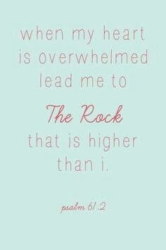 On Christ the solid Rock I stand- All other ground is sinking sand; All other ground is sinking sand.