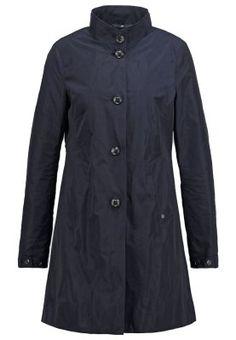 860             Krótki płaszcz - boston blue