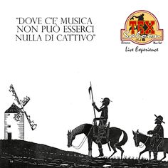 Tex Saloon Club - Live Experience #DonQuixote #DonChisciotte #Quotes