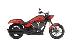 2012 Victory Motorcycles Hammer® S - Suede Black & Indy Red starting at $18,499 Northway Sports East Bethel, MN (763) 413-8988