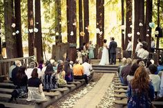 setting, venue, wedding style, outdoor, forest, country, modern, ceremony, floral print, pastel, shabby chic, vintage
