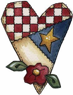 Corazón - country heart