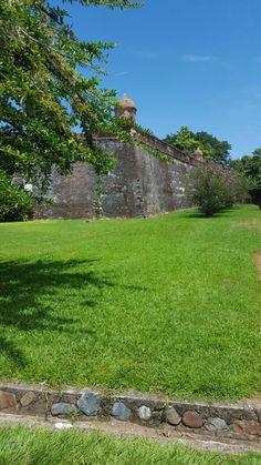 Fortaleza San Fernando de Omoa , Honduras