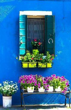 Burano..Venice..Italy.. Photo by Orietta Bussolino #SEMRAS