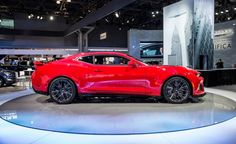 View 2017 Chevrolet Camaro ZL1 Revealed! Packs 640 Supercharged Horsepower! Photos from Car and Driver. Find high-resolution car images in our photo-gallery archive.