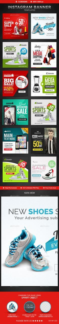 Learn different development and other helpful tools to produce a web banner. We also share leading examples of what a best-in-class web banner appears. Web Banner Design, Flyer Design, Logo Design, Web Banners, Set Design, Banner Instagram, Mail Design, Rollup Design, Interface Web