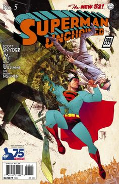 Superman Unchained #5 Manapul variant (Issue)