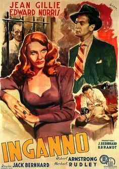 Film Noir Poster - Decoy_01.jpg (1771×2500)