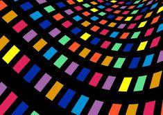 Kolor, Tabela Kolorów, Wykres Chromatyczności, Układ