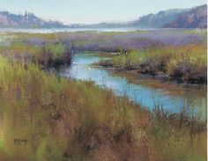 Pastel Painting: 4 Articles on Pastel Basics for Artists
