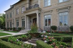 Toronto area home Style At Home, Brick, Cottage, Victorian, Exterior, Mansions, Architecture, House Styles, Toronto