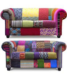 My blog for @Flavourites - de leukste webshops! - de leukste webshops! about the beautiful patchwork couches by Jantine Ranzijn. (In Dutch)