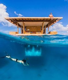 Insanely cool underwater hotels you need to book this year
