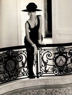 Christy Turlington wearing Ralph Lauren | Stylebook by Christy Turlington | StyleSaint