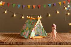 Estéfi Machado: Mini-cabana * Festa do Pijama