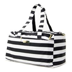 Super Star Diaper Bag - this diaper bag is roomy, practical and super-chic!