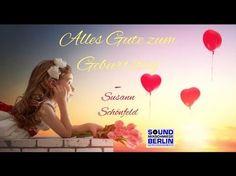 Happy Birthday - 3 Luftballons für dich Liebe, Glück, Zufriedenheit Schlümpfe, Zoobe, - YouTube