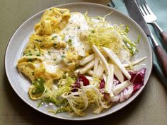 Soft Scrambled Eggs With Brie recipe from Food Network Kitchen via Food Network