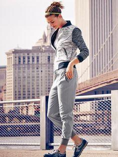 Athleta City Jogger Pant | #FuelTheJoy - cute and comfy