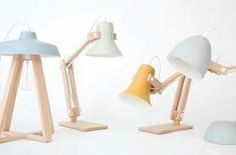 Lamps by M.oss Design