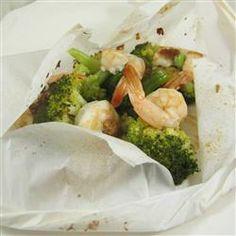 Utokia's Ginger Shrimp and Broccoli with Garlic Recipe - Allrecipes ...