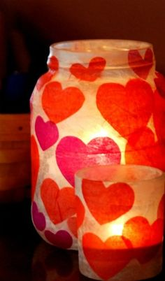 Crafting a Green World | 5 Recycled Crafts for Valentine's Day! | Page: 3 | Crafting a Green World