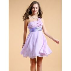Purple One Shoulder Gowns Prom Evening Formal Party Bridesmaid Wedding Dress W11302