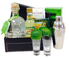 Lime All Yours Tequila Gift Basket, Patron Gift Basket, Patron Gift Baskets, Patron Basket, Patron Baskets, Tequila Gift Basket, Tequila…