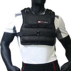 MIR - 50LBS (AIR FLOW) UNISEX ADJUSTABLE WEIGHTED VEST for only $139.99 You save: $60.00 (30%)