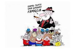 Grande Família... mafiosa.