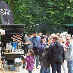 Tutto Caffè - Piaggio osedlané kávou; Manětín