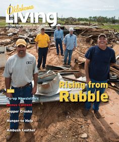 July edition features inspiring stories from Oklahoma's tornado victims