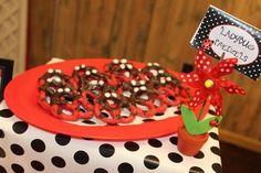 pinterest-Lady bug toys | His Ad Orable Ladybug Cake Is From Myself The Mandatory Mooch I