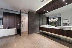 Expressing Views contemporary-bathroom