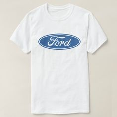 Ford Motor Company Logo Style: Men's Basic T-Shirt Comfortable, casual and loose fitting, our heavyweight t-shirt will quickly become one of your favorites. Made from cotton, it wears well on anyone. Size: Adult L. Motor Company Logo, Ford T Shirts, Shirt Style, Fitness Models, Shirt Designs, Casual, Mens Tops, How To Wear, Shopping