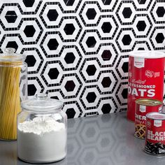 Shop For Cosmos Nero and Asian Statuary Hexagon Marble Tile at TileBar.com