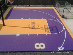 Youth basketball court dimensions basketball court for Building a half court basketball court