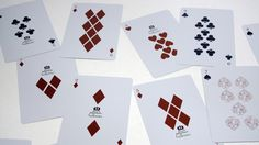 Alice's Adventure in Trumpworld/ Playing Cards by SoHyeon KIM, via Behance