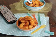 Cubetti di polenta croccante in padella Perfetti come aperitivo o antipasto diverso dal solito. Ideali da sgranocchiare davanti alla tv. Facilissimi da pre