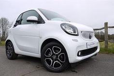 used Smart Car Fortwo Coupe PRIME PREMIUM PLUS T in surrey