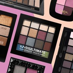 Eye shadow palettes are known to be expensive, but they don't have to be! We've rounded up the best affordable drugstore eye shadow palettes you should add to your shopping list.