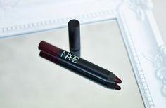 NARS Velvet Matte Lip Pencil Train Bleu