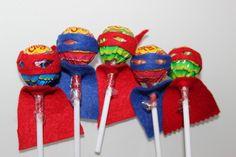 Supermam: Superhelden