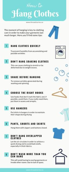 How to Take Care of your Clothes: The Full Guide - Why skipping the dryer and line drying your clothes is the best #laundrytips #washingclothes #linedryclothes