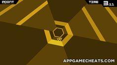 Super Hexagon Cheats & Hack for No Ads & God Mode Unlock  #Puzzle #Strategy #SuperHexagon http://appgamecheats.com/super-hexagon-cheats-hack/